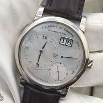 A. Lange & Söhne White gold 38mm Automatic 110.029 pre-owned