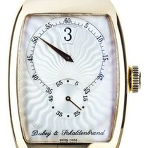 Dubey & Schaldenbrand 33mm Manual winding pre-owned Silver