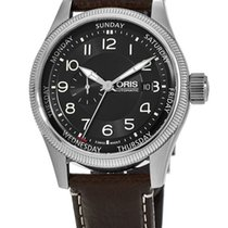 Oris Steel 44mm Automatic 01 745 7688 4034-07 5 22 77FC new United States of America, New York, Brooklyn