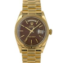 Rolex 1803 Yellow gold 1974 Day-Date 36 36mm pre-owned United States of America, Maryland, Baltimore, MD