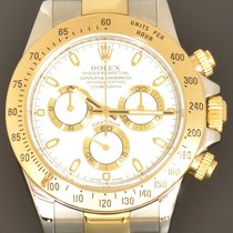 Rolex Daytona pre-owned 40mm Gold/Steel