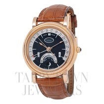 Parmigiani Fleurier Toric Rose gold 40mm Black United States of America, New York, Hartsdale