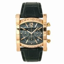 Bulgari Assioma AAP48GCH 2000 pre-owned