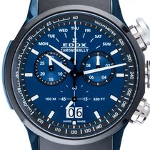 Edox Chronorally 38001 TINBU1 BUIB1 new