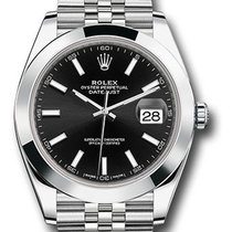 Rolex Datejust Steel 41mm Blue No numerals United States of America, New Jersey, Woodbridge