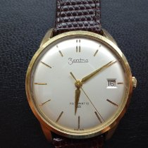 ZentRa Yellow gold 34mm Automatic 22158 M pre-owned