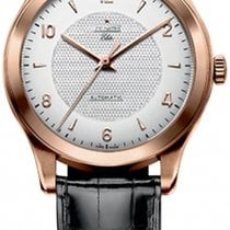 Zenith Rose gold Automatic 37mm pre-owned Elite Power Reserve
