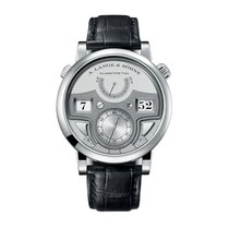 A. Lange & Söhne Platinum Manual winding 147.025 new United States of America, California, Beverly Hills