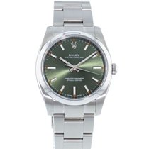 Rolex 114200 Steel 2010 Oyster Perpetual 34 34mm pre-owned United States of America, Georgia, Atlanta