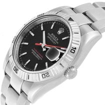 Rolex Datejust Turn-O-Graph Steel 36mm Black No numerals United States of America, Florida, 33487