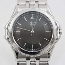 Seiko Credor 34mm Grey