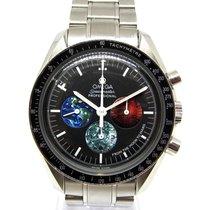 Omega Speedmaster Professional Moonwatch Acero 42mm Negro Sin cifras España, Marbella