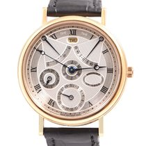Breguet Yellow gold Automatic Classique Complications pre-owned