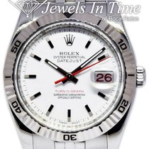 Rolex Datejust Turn-O-Graph Steel 36mm White No numerals United States of America, Florida, 33431