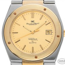 IWC Ingenieur Jumbo Gold/Steel 40mm Champagne