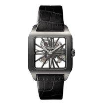 Cartier Титан Механические Прозрачный новые Santos Dumont