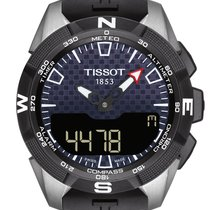 Tissot T-Touch Expert Solar Titanio 45mm Negro