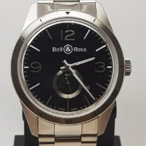 Bell & Ross Vintage BR123-95-SS 2017 pre-owned