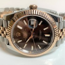 Rolex Datejust II 126331-0001 Very good Gold/Steel