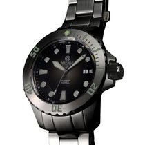 Deep Blue Master Diver 1000 Auto Diving Watch Helium Valve...