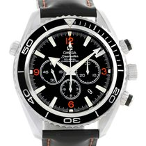 Omega Seamaster Planet Ocean Chronograph Mens Watch 2910.51.82