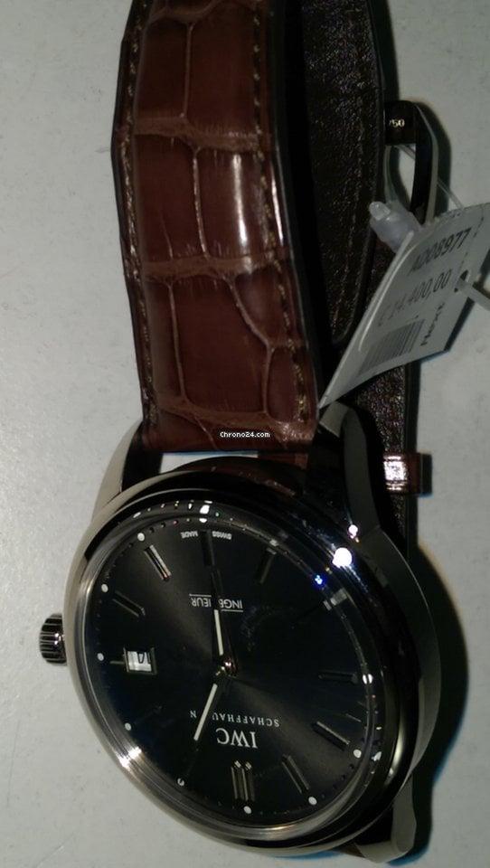 IWC Ingenieur Automatic IW323304 2012 nuevo
