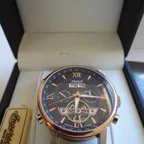 Ingersoll Steel 41mm Automatic IN4503RBK new