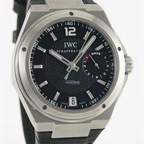 IWC Big Ingenieur Otel 45.5mm Negru