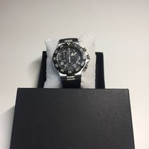 Victorinox Swiss Army Summit XLT Chronograph Black Rubber and...