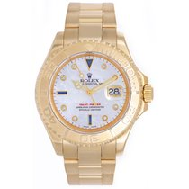 Rolex Yacht-Master Mother-Of-Pearl Dial Watch 16628