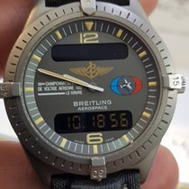 Breitling Ultra Rare Breitling  E059056  AeroSpace  Watch -...