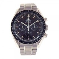 Omega Speedmaster Racing Stainless Steel Automatic Chronograph...
