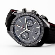 Omega Speedmaster - Dark Side of the Moon - Factory Warranty