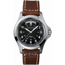 Hamilton Khaki Field King new 2020 Automatic Watch with original box and original papers H64455533
