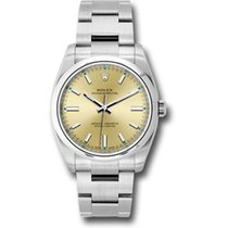 Rolex Steel 34mm Automatic 114200 nchio new