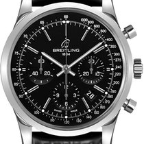 Breitling Transocean Chronograph new 2018 Automatic Chronograph Watch with original box and original papers AB015212/BA99/278S
