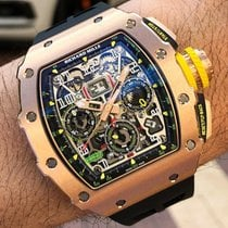 Richard Mille RM 11-03 Rose gold RM 011