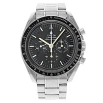 Omega 3570.50.00 Steel Speedmaster Professional Moonwatch 42mm pre-owned United States of America, New York, NYC