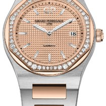 Girard Perregaux Women's watch Laureato 34mm Quartz new Watch with original box