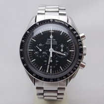 Omega Speedmaster Professional Moonwatch Acciaio 42mm Nero Senza numeri Italia, Rassina