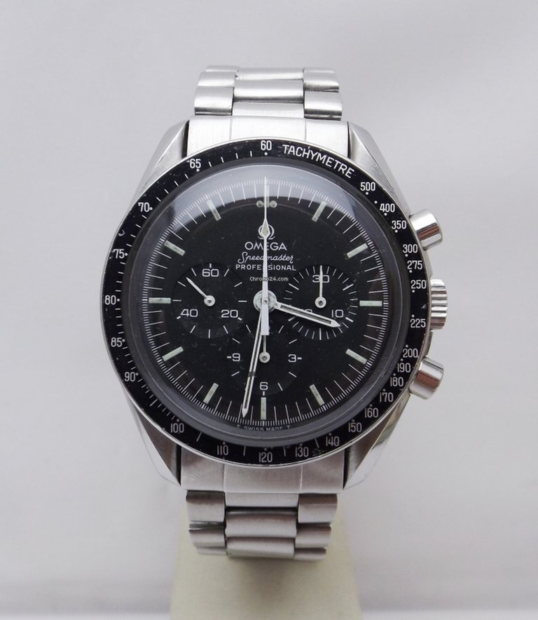 outlet 12948 9f5fb Omega Speedmaster Professional Moonwatch 861 145022 - 1982 B&P