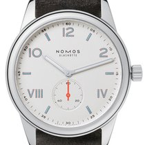 NOMOS Club Campus Stahl 38,5mm