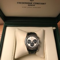 Frederique Constant Chronograaf 42mm Automatisch tweedehands Vintage Rally