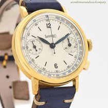 Eberhard & Co. Chronograph 39mm Manual winding 1940 pre-owned