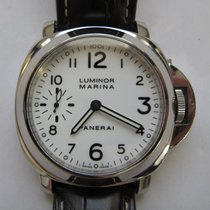 Panerai Luminor Marina Steel 44mm White Arabic numerals Finland, Vantaa