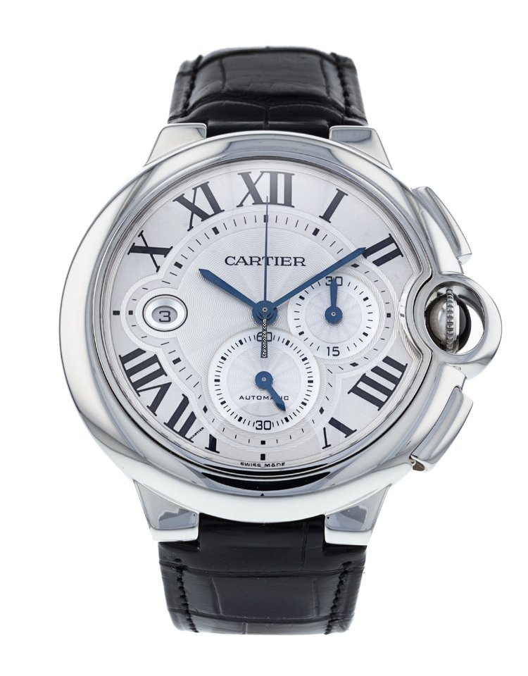 393bde3d0a9e0 Cartier Watch Ballon Bleu W6920003 for £5
