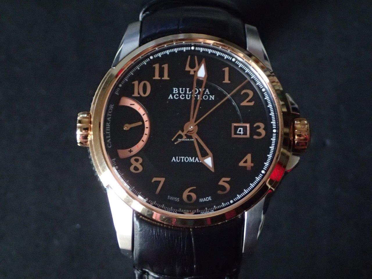 Μεταχειρισμένα ρολόγια Bulova  be78addf24e