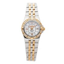 Breitling Starliner Steel 30mm Mother of pearl Roman numerals