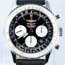 Breitling Kronograf 43mm Automatisk begagnad Navitimer (Submodel) Svart