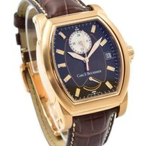 Carl F. Bucherer Oro rosa 39mm Automatico 00.10612.03.93.01 nuovo